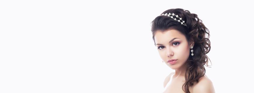 Svatební účesy - Kadeřnictví LUNA Praha 2 210b978904